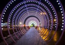 Инсталляция из «Щелкунчика» и ёлка-мороженое преобразят Парк Горького
