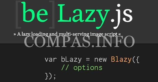 JS скрипт ленивой загрузки