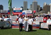 Так встречали Путина в Австралии Источник: http://politikus.ru/events/36399-to-chto-ne-pokazhut-po-zapadnym-smi-tak-vstrechali-putina-v-avstralii.html Politikus.ru