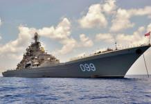 Российский ВМФ расширил территорию своего влияния до Вьетнама