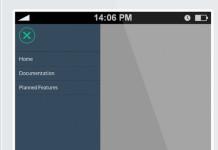 Pure Drawer: Выдвижные закадровые меню средствами CSS