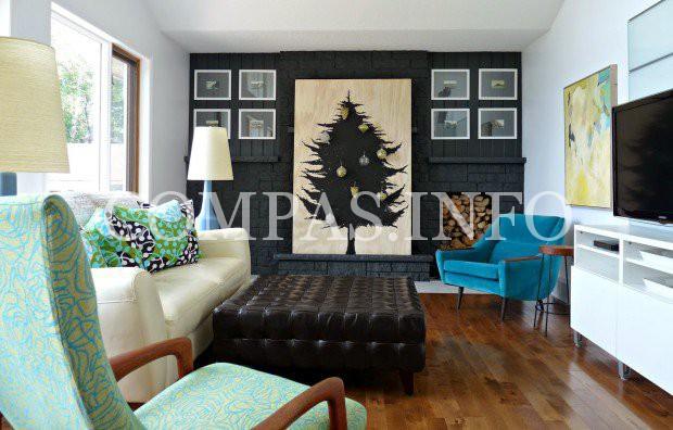 Scandinavian-Inspired-DIY-Plywood-Tree