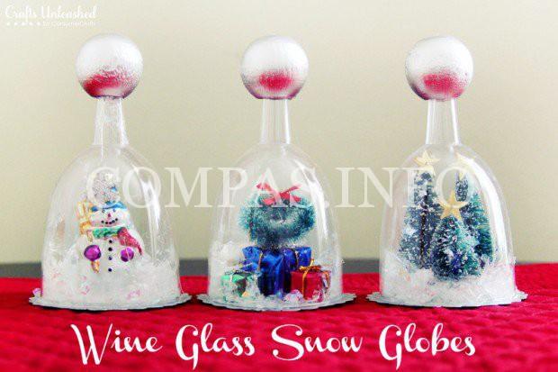 Wine-Glass-DIY-Snow-Globe-Craft