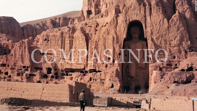 бамианские-статуи