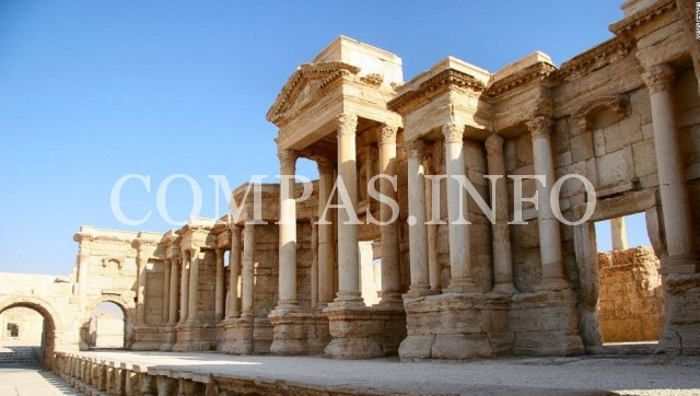 пальмира-сирия