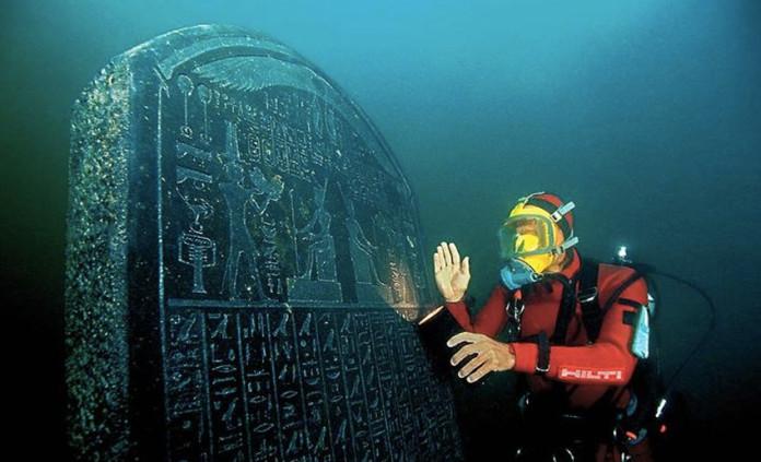 Гераклеон и Канопус, Египет