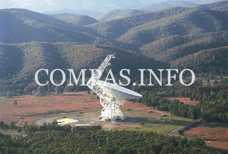 800px-Green_Bank_100m_diameter_Radio_Telescope