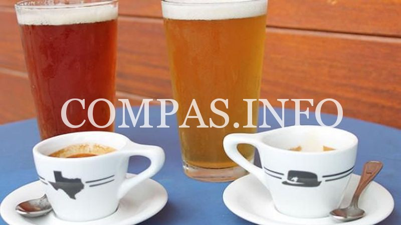 необычные рецепты кофе4
