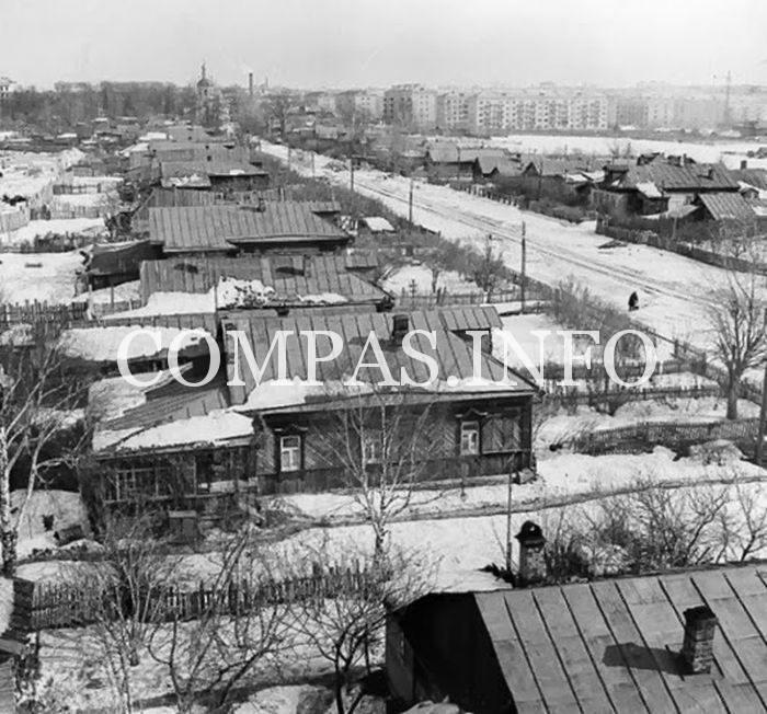 Москва на фото 60-х годов16