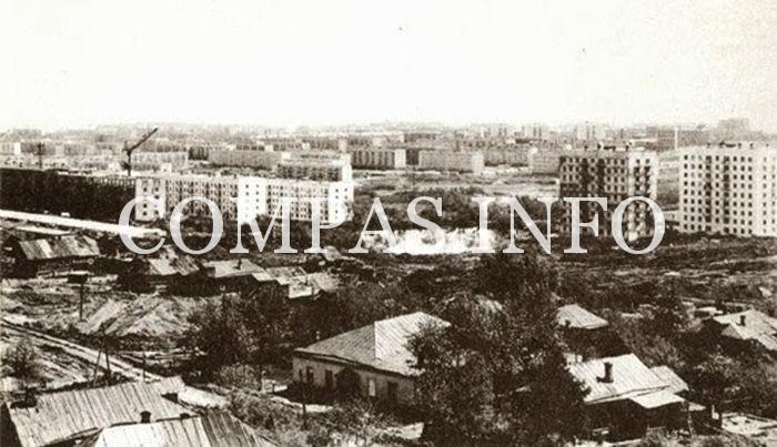 Москва на фото 60-х годов20