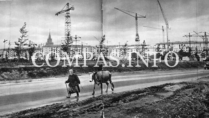 Москва на фото 60-х годов3