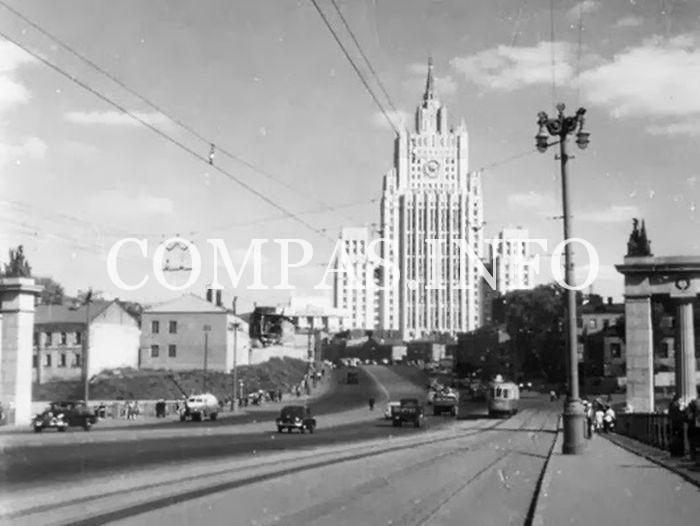 Москва на фото 60-х годов5