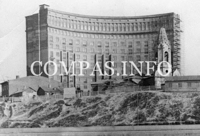 Москва на фото 60-х годов6