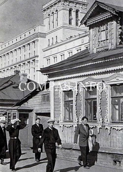 Москва на фото 60-х годов7