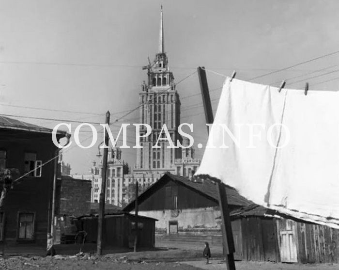 Москва на фото 60-х годов8