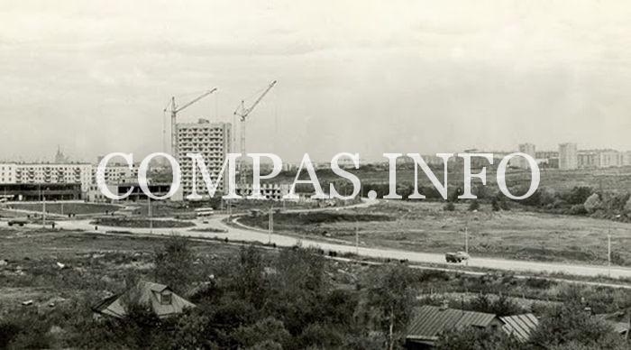 Москва на фото 60-х годов9