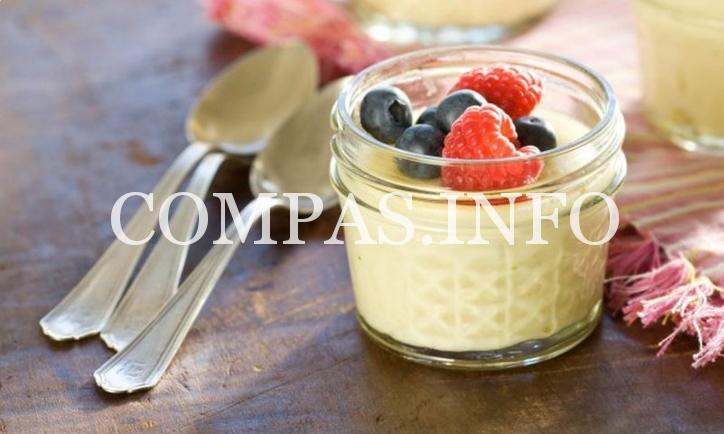 Простые десерты в чашке1