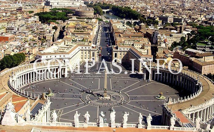 Самые известные в мире городские площади5