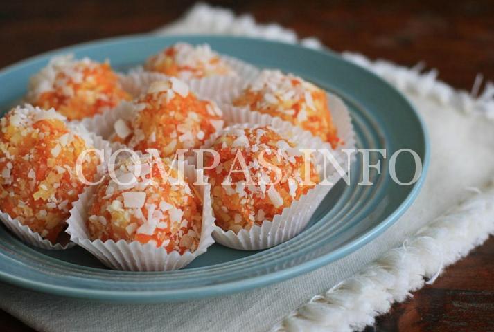 Десерты из моркови6