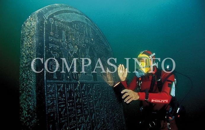 Древние артефакты обнаруженные на морских глубинах3