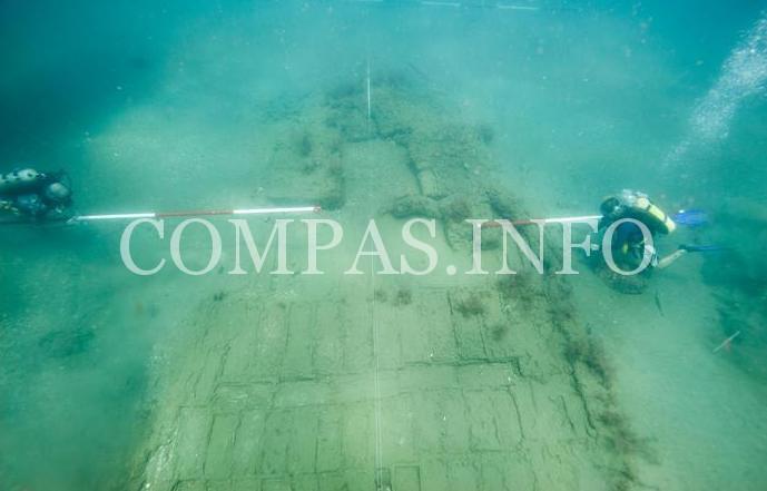 Древние артефакты обнаруженные на морских глубинах4
