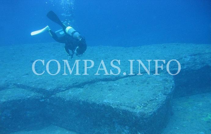 Древние артефакты обнаруженные на морских глубинах6