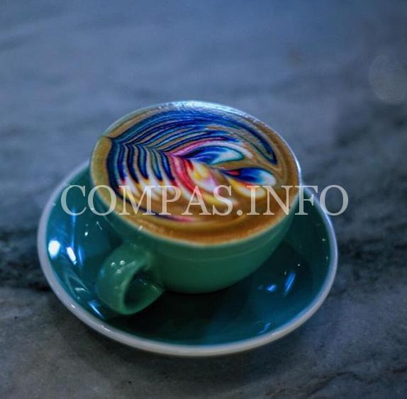 Кофе-арт4