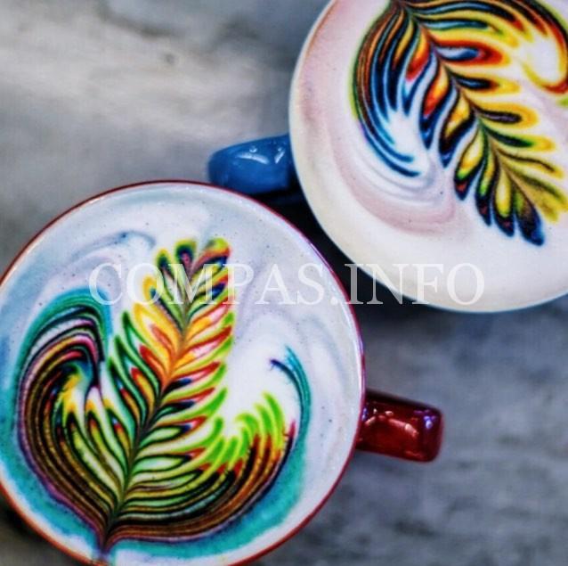 Кофе-арт8