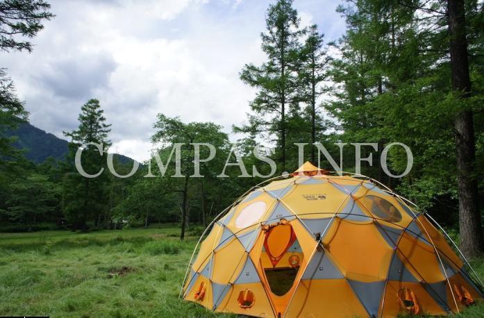 Туристическая палатка для отдыха с комфортом4