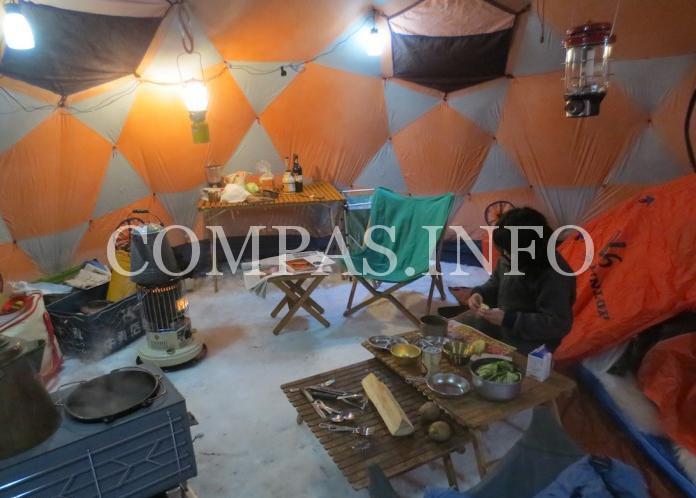 Туристическая палатка для отдыха с комфортом5