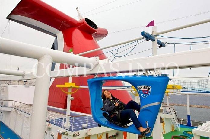 Развлечения на круизных лайнерах15
