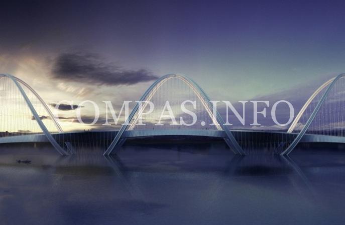 Спиралевидный мост3