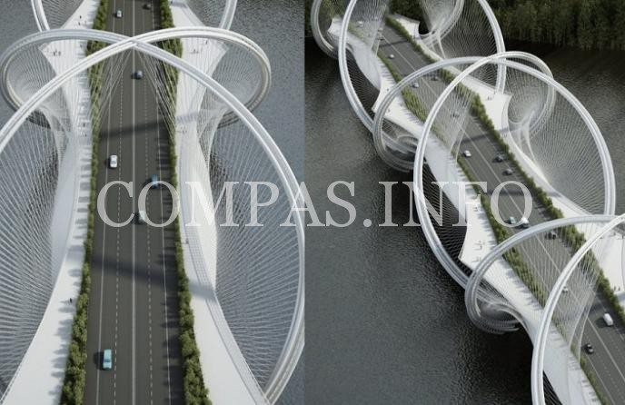 Спиралевидный мост5