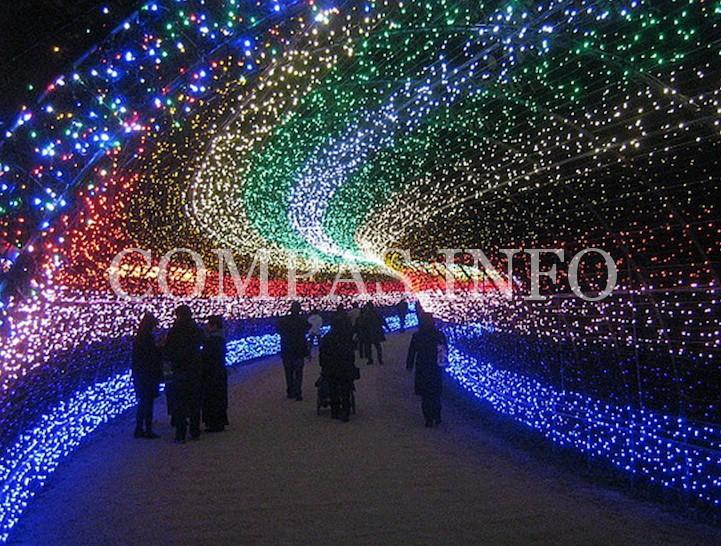 LED Tunnel Japan