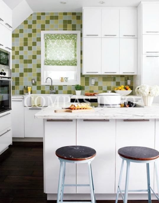 Обустройство маленькой кухни5